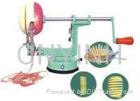 apple rotary peeler