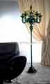 Murano glass floor lamp 1