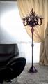Murano glass floor lamp 2