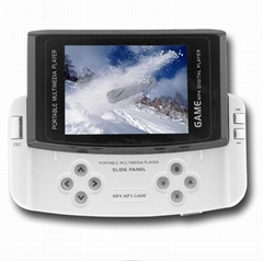 "Cheap Games Player With 2.8"" TFT Screen&NAL/PAL TV-IN"