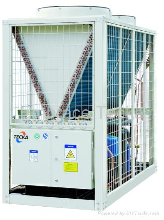 Air Cooled Scroll Chillers&Heat Pump 1