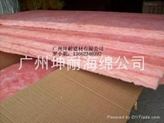 广州美国进口墙体专用铝箔欧文斯玻璃棉毡