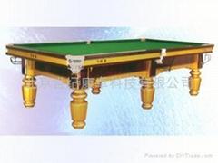 特價全新仿星牌台球桌,原價3500元/張,現價只要2800元