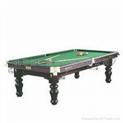 英式斯諾克台球桌