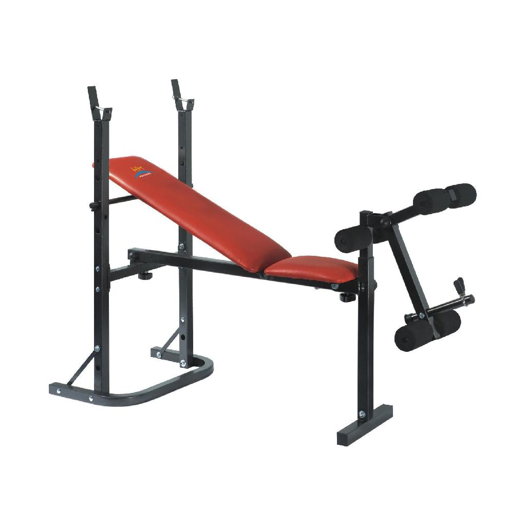 Sports Equipment Fitness Equipment Body Building Weight Lifting Weight Bench Hm002 1 China