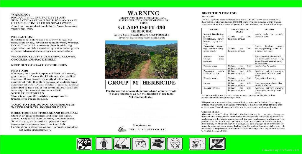 Glyphosate 2