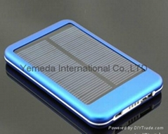 50000 MA/H NEW SOLAR CHARGER/POWER BANK