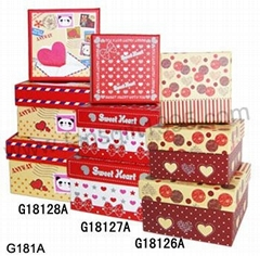 Square Set Box A G181A