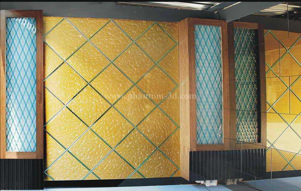 Glass Decoration For Wall : Glass tiles for wall decoration phantom series