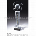 廣州水晶獎杯 3