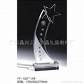 廣州水晶獎杯 4