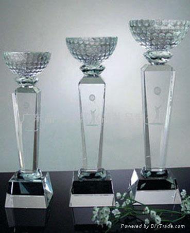 年終會獎杯 4