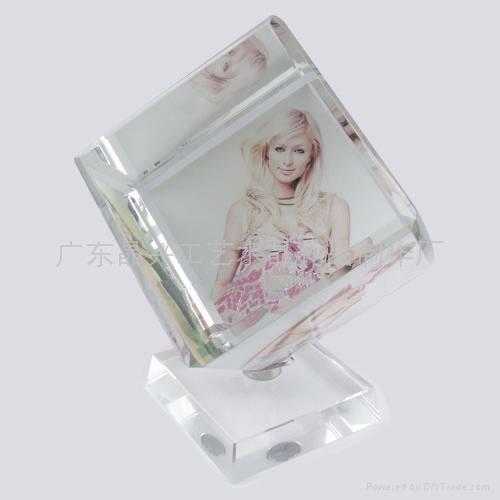 水晶彩印 2