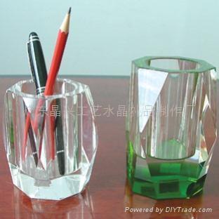 廣州水晶筆筒 3