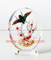 insect amber Desktop decoration home