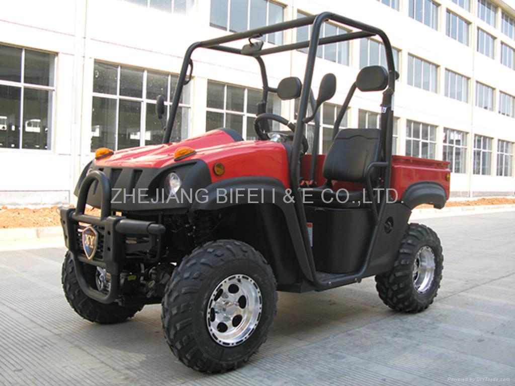 XYC-500cc 農夫車 四驅 1