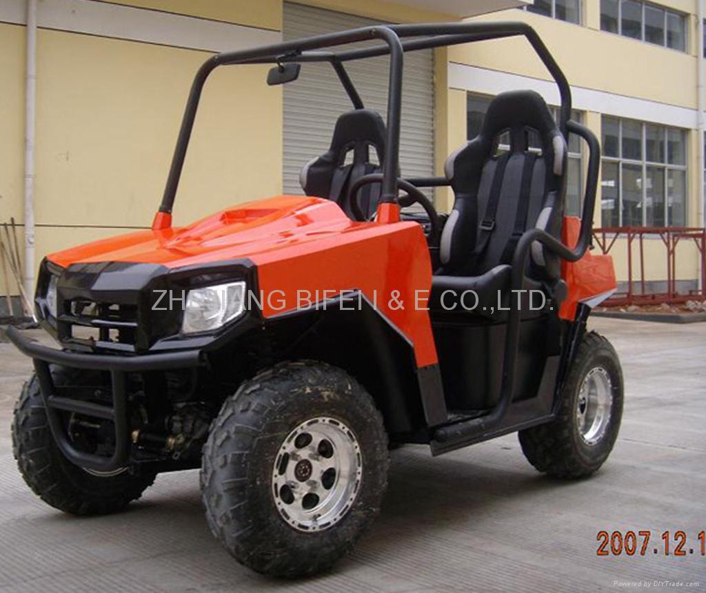 BFU-500cc 農夫車 1