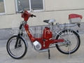 燃油助力車