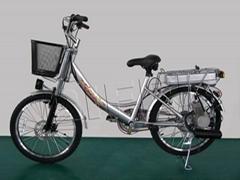 Gasoline Bike