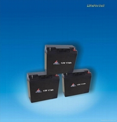 LiFePO4 Battery for Electric Motorcycle