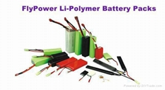 RC airplane battery