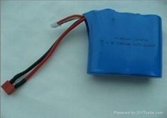 rc battery Lifeo4 9.6V 2200mAh