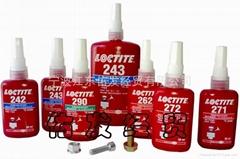 长期供应乐泰LOCTITE螺纹锁固剂系列
