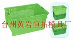 水果包裝箱模具