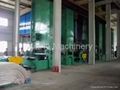 PVC PVG Flame retardant conveyor belt production line
