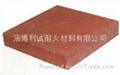 紅色燒結地面磚 5