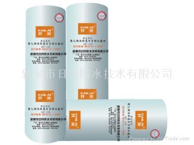 KLAI-105 聚乙烯丙(滌)綸復合防水卷材 1