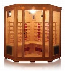 Far infrared sauna HL-400AC