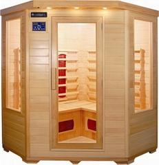 Far infrared sauna HL-400BC