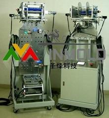 不挑耗材的精密型IMR送箔機