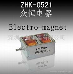 汽車HID氙汽燈專用磁保持電磁鐵螺線管電磁閥