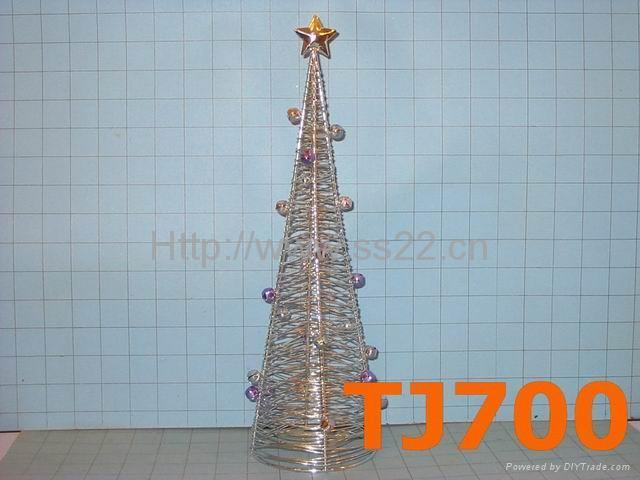 Christmas metal iron tree tj shunfeng china