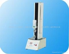 HDE-1K电动单柱拉力试验机