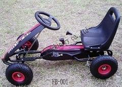pedal go cart