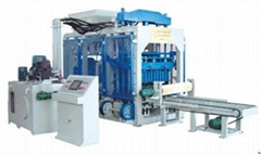 block making machine of hydraulic