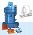 Super Pressure Trapezium Grinder Mill