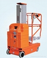 Self-propelled Aerial Working Platform (Single Mast)
