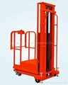 Semi-electric Order Picker