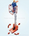 Self-propelled Aerial Working Platform (Single Mast)