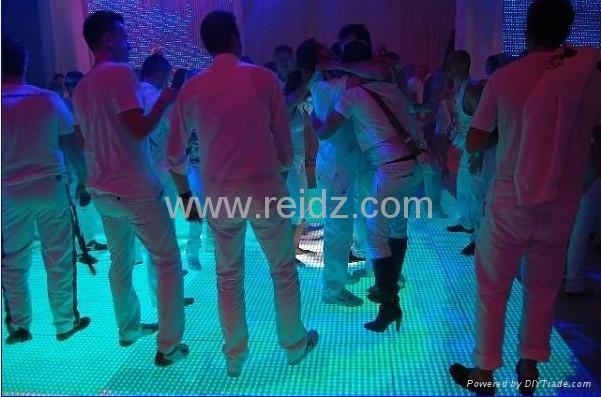 led dance floor tiles,