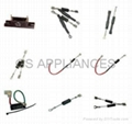 Microwave oven HV diode