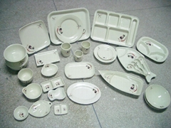 Long-term supply all kinds of melamine tableware