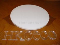 陶瓷圓片:99%/ Al2O3