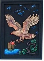 上海晶乌炭雕手工艺品