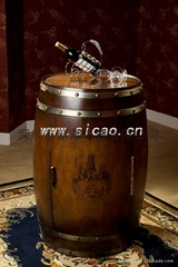 SICAO新朝橡木电子酒桶