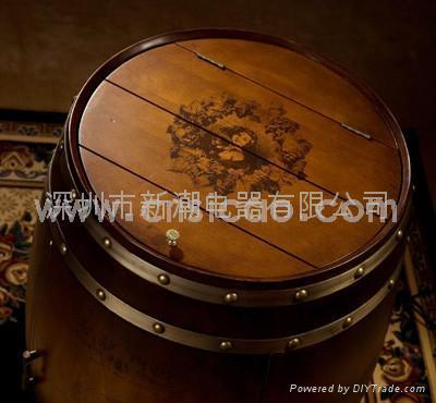 SICAO新朝橡木电子酒桶 2